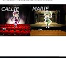Comic 157:THE FINAL SPLATFEST:CALLIE VS MARIE