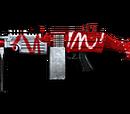 M249 Minimi-Xmas