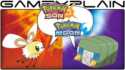Pokémon Sun & Moon Discussion - Our Thoughts on the Newly Revealed Pokémon