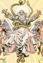 Yahweh (Earth-616) from Howard the Duck Vol 3 6 001.png