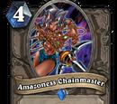 Amazoness Chainmaster