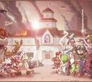 Mushroom Kingdom Wars