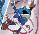 Metal Sonic (In Another Time, In Another Place)