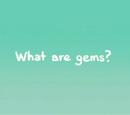 ¿Qué son las Gemas?