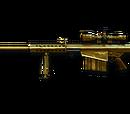 Barrett M82A1-Ultimate Gold
