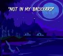 Not in My Backyard