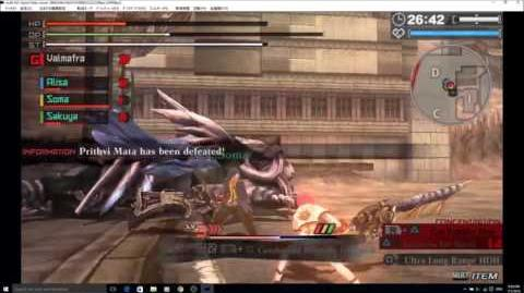 GER Rank 6 - Bestial Twilight 07 14 SSS (Minimal equipment)