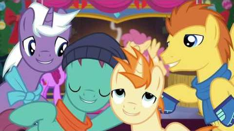 MLP FiM Music Hearth's Warming Eve Is Here Once Again HD