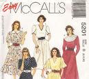 McCall's 5201