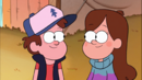 S1e9 Dipper and Mabel looking at each other.png