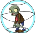 Rolling-Ball Zombie