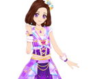 Magical Coord/Magical Purple Coord