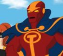 Red Tornado (DC Super Hero Girls)