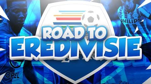 Road to Eredivisie (FIFA 16)