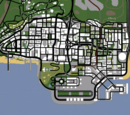 Cities in San Andreas
