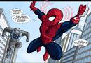 Spider-Slayer JJJ chases Spidey.png