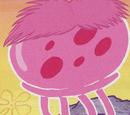 Pink-Tuft Finger Stinger