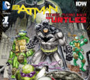 Batman/Teenage Mutant Ninja Turtles Vol 1