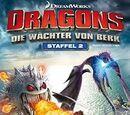 Dragons-Die Wächter von Berk