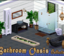 Bathroom Oasis Decor Collection