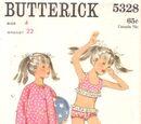 Butterick 5328 A