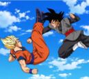 Son Goku vs. Goku Black
