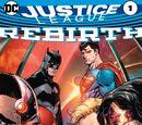 Justice League: Rebirth Vol.1 1