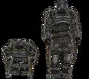 Экзоскелет «Военных»