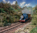 Thomas and the Guard/Gallery