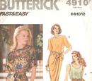 Butterick 4910