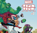 Marvel Tsum Tsum Vol 1 1
