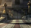 Chrám Jediů/Legendy