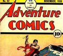 Adventure Comics Vol 1