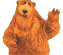 Bear in the Big Blue House characters