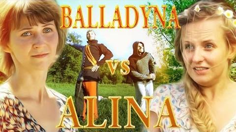 Balladyna vs Alina