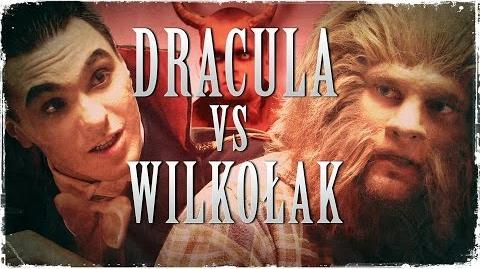 Dracula vs Wilkołak