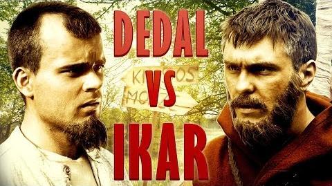 Dedal vs Ikar