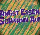 Angst essen Schwamm auf (Episode)