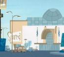 Centrum handlowe (Dom dla zmyślonych przyjaciół pani Foster)