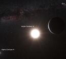Alpha Centauri (Ascension)