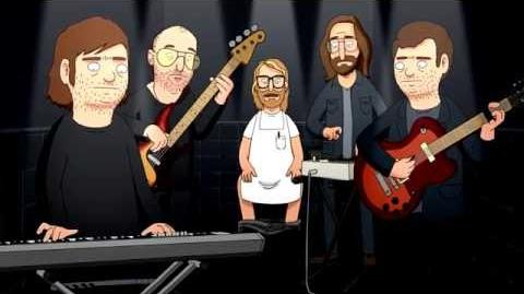 Behind Bob's Burgers - Bad Stuff Happens in the Bathroom - The National and Låpsley Music Video