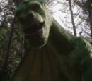 Pete's Dragon characters