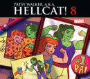 Patsy Walker, A.K.A. Hellcat! Vol 1 8