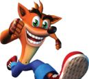 Crash Bandicoot (Nintendo-PlayStation-Xbox: Videogame Brawl)