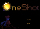 Oneshot original game title.png
