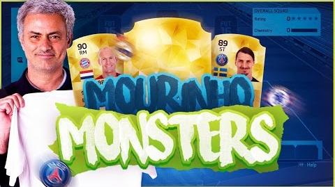 Mourinho's Monsters