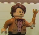 Minifigures from Doctor Who