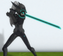 Energy Sword (Cyborg Mode)