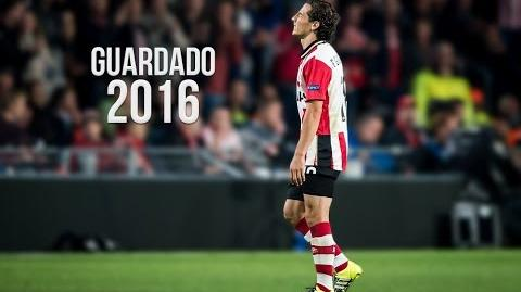 Andrés Guardado Goals, Skills and Assists PSV 2015 16