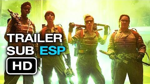 Ghostbusters-Trailer SUBTITULADO en Español (HD) Melissa McCarthy 2016